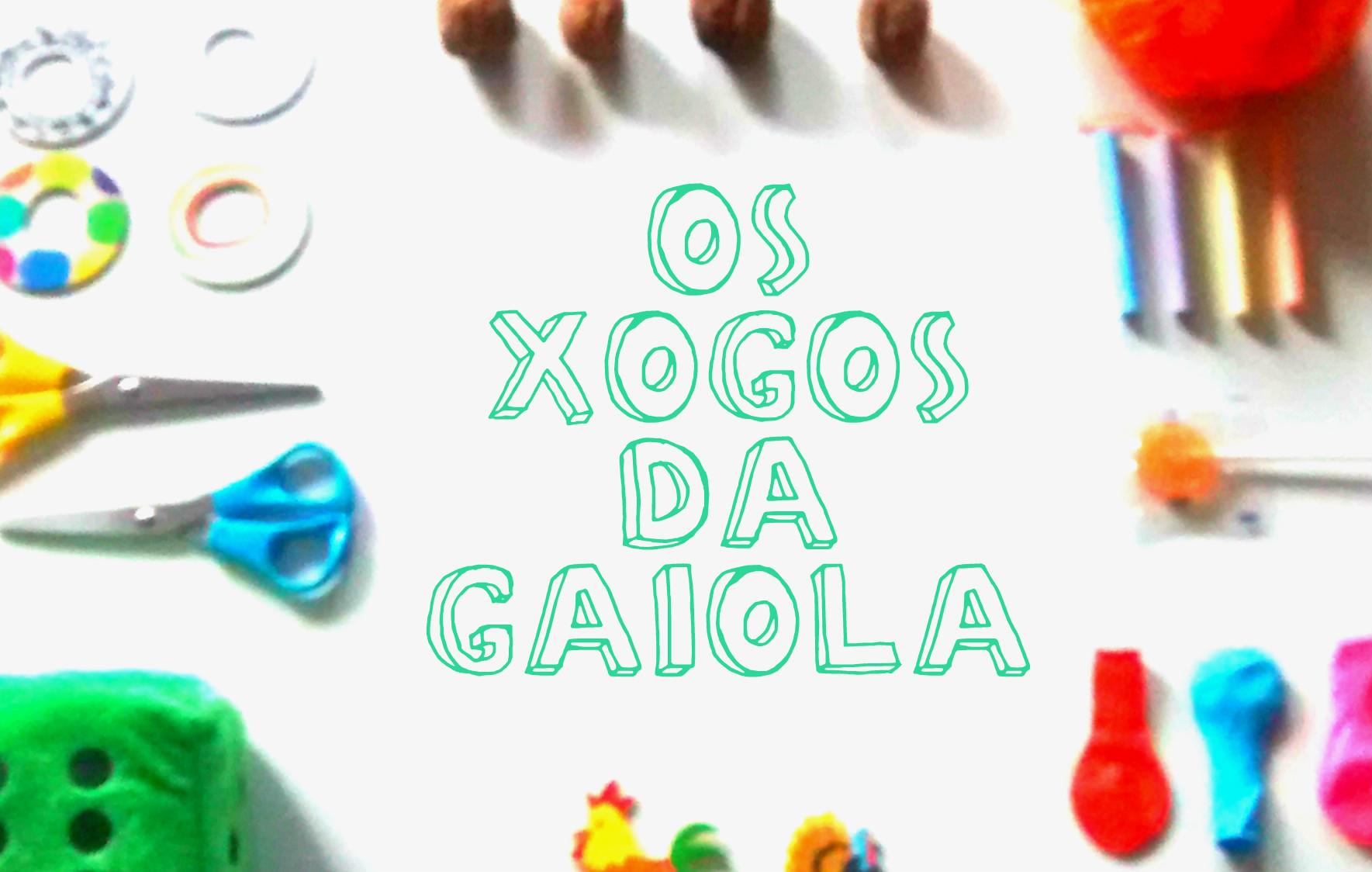 XOGOS GAIOLA 1